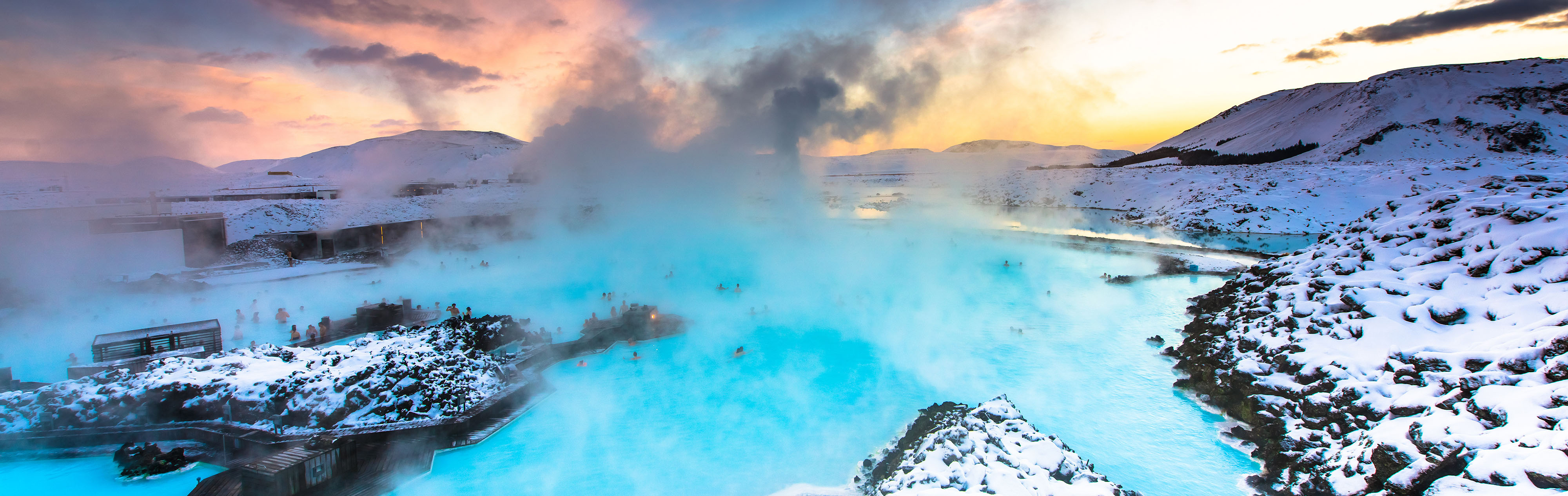 Iceland with Blue Lagoon visit