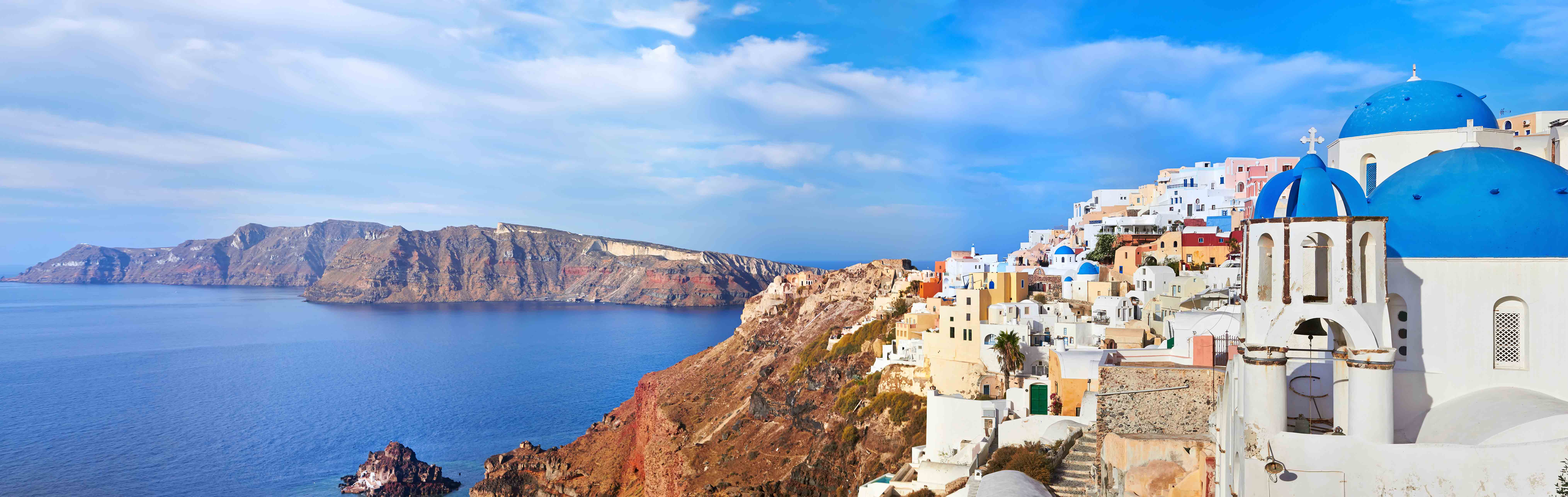 Sublime Santorini with Sunset Cruise and Tour