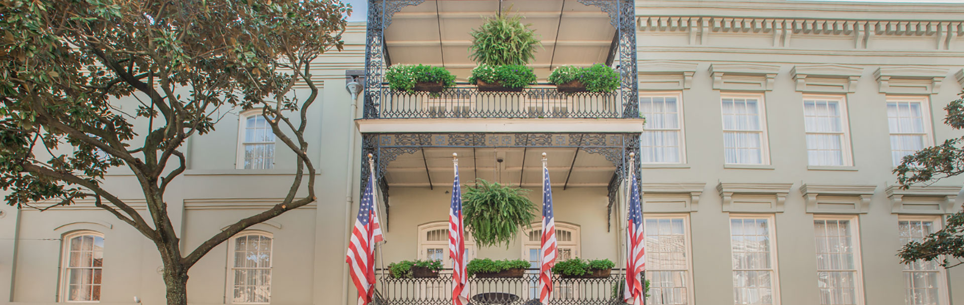 Bienville House in the French Quarter