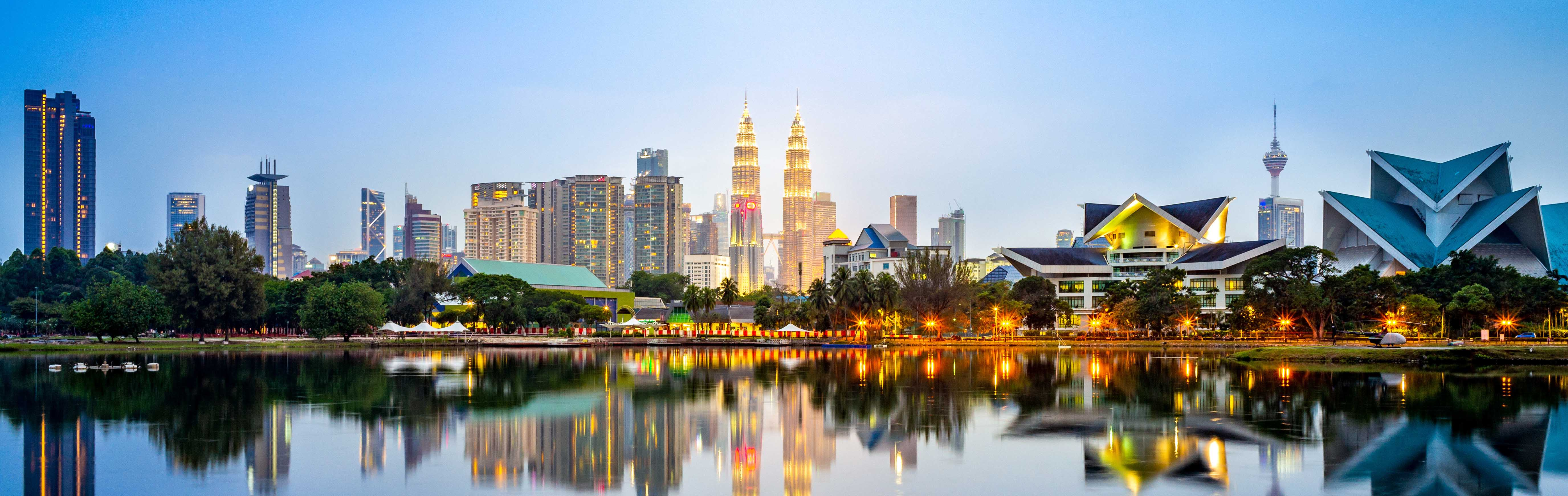 Cover image of Malaysia city, Nature & Beach