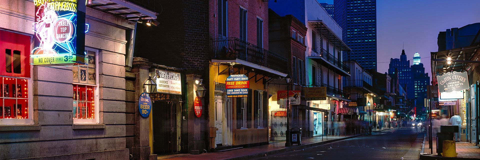 French Quarter Pub and Cocktail Crawl