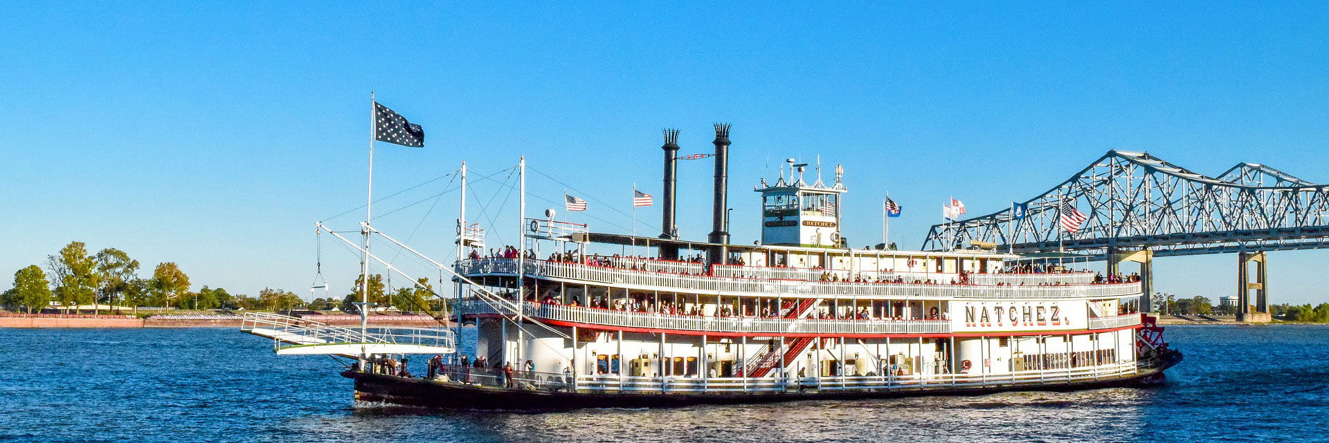 Steamboat Evening Jazz Cruise with Dinner